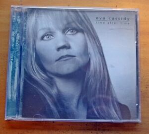EVA CASSIDY..TIME AFTER TIME. cd.
