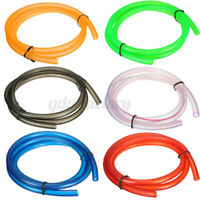 Motorcycle Scooter Filter Petrol Gas Fuel Oil Hose Line Pipe 5mm I/D x 8mm  !