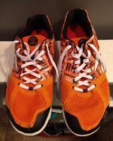 Reebok Cross Fit Shoes 023501 Orange Size 13