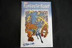Stan Lee Fantastic Four Lost Adventures Hardcover Graphic novel (b11) Marvel
