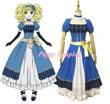 Black Butler Kuroshitsuji Book of the Atlantic Elizabeth Dress cosplay costume
