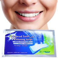 28 Strips 14 Day Supply Teeth Whitening Strips Home Bleaching White Whitestrips