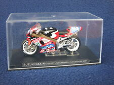 IXO Racing Motorcycles 1:24 Scale in Perspex Display Case - various available