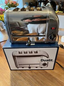Dualit Toaster 4 Slice 40352 Vario