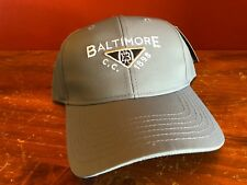 Ahead Golf Hat New With Tags-Strap back-Baltimore CC