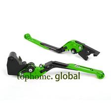 For KAWASAKI ZX10R 2006-2015 Foldable/Extendable Brake Clutch Levers