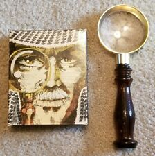 Vintage Avon Bottle.Super Sleuth Magnifier