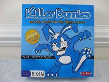 Killer Bunnies Suche nach der magischen Karotte blau Starter Deck & gelb Booster ~ NEU