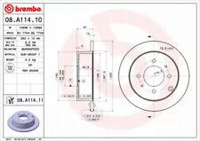 Brake Disc A.B.S. 08.A114.11