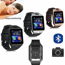 Sports Bluetooth Smart Watch Unlock Phone for Android Samsung HTC LG Huawei ASUS