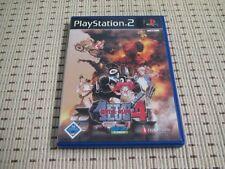 Metal Slug 4 para PlayStation 2 ps2 PS 2 * embalaje original *