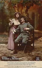 "Constant Coquelin ""CYRANO de BERGERAC"" Edmond Rostand 1900's Paris Postcard"