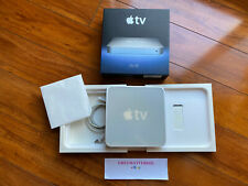 Apple TV (1st Generation) 160GB A1218 **Complete Set in Box**