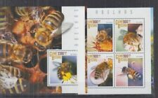 O437. Guinee-Bissau - MNH - Nature - Fauna - Insects - Honeybees - 2015