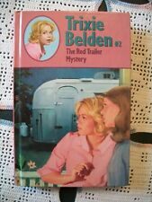 Trixie Belden #2 The Red Trailer Mystery (Newer Glossy Series)