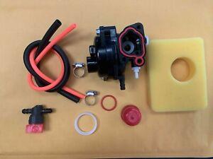 Carburetor Fits For Briggs& Stratton 08P502 09P602 125cc Push Mower 300E 450E
