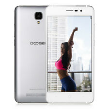"DOOGEE X10 5.0"" Android WCDMA Smartphone Dual Core 1.3GHz 2SIM Teléfono MTK6570"