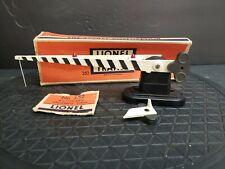 Vintage Lionel O/O-27 No.252 Automatic  Crossing Gate IN BOX Need tlc