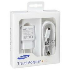 Caricabatterie Travel Adapter Samsung 10w Superior Speed Optimal Safety Bianco