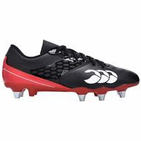 Canterbury Phoenix Raze SG Rugby Boots Mens Gents Lightweight Studs