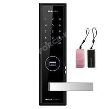 SAMSUNG SHS-H500 Digital Door Lock Non-perforated Keyless Passcode+RF Card 2Way
