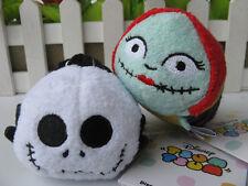 Disney Tsum tsum Jack Sally Nightmare Before Christmas Plush 2pcs Halloween doll