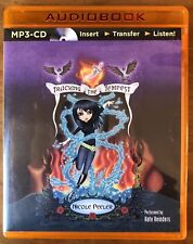 Nicole Peeler TRACKING THE TEMPEST (Jane True #2) Unabridged Audiobook MP3-CD