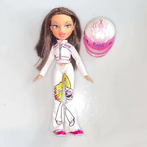 Bratz Collectors Play Sportz Dana Racer Doll With Accessories