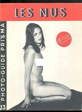 Les nus photo-guide Prisma Scainoni