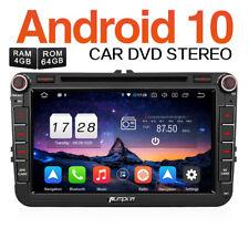 """Pumpkin 8 Kern 8"""" Android 10.0 Autoradio DVD GPS Navi DAB Für VW Golf 5 6 Passat"""
