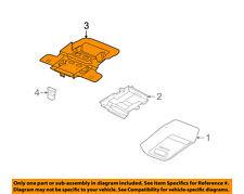 FORD OEM Overhead Roof Console-Mount Bracket 4W7Z54519K22AAA