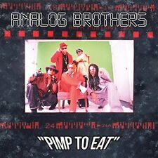 Analog Brothers - Pimp To Eat [CD]