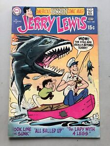 Adventures of Jerry Lewis (1957) #120 FN Fine