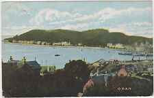 Oban,Scotland,U.K.View of Bay,Argyll & Bute,Used,Oban,1910
