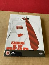 SHAUN OF THE DEAD - EVERYTHINGBLU BLU RAY STEELBOOK NEW & SEALED Only 2000 Made