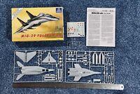 Italeri 1:72 MIG-29 Fulcrum UB kit #192