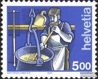 Schweiz 1510y (kompl.Ausgabe) postfrisch 1993 Mensch und Beruf