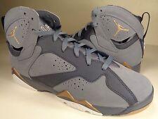 Nike Air Jordan 7 VII Retro (GS) Blue Dusk Gold Youth SZ 6.5Y (442960-407)