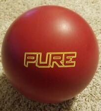 AMF 300 Pure 16 Pound Red Bowling Ball Rare!