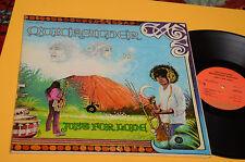 QUICKSILVER LP JUST FOR LOVE 1°ST ORIG USA 1970 EX GATEFOLD CARTONATA
