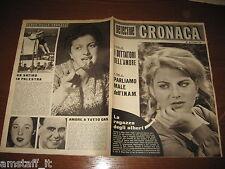RIVISTA DETECTIVE CRONACA=1960/48=OLGA CUSI=