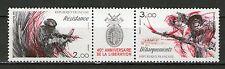 TRIPTYQUE TIMBRES 2313A NEUF XX LUXE - 40 EME ANNIVERSAIRE DE LA LIBERATION