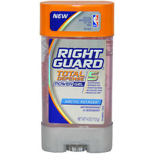 5 Power Gel Antiperspirant Deodorant Arctic Refresh By Right Guard Unisex 4Oz