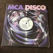 MCA Disco — LP Record — 1976