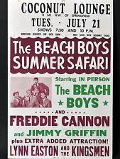 "The Beach Boys Springfield 16"" x 12"" Photo Repro Concert Poster"