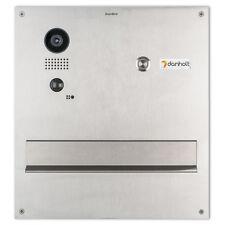 Doorbird Smart Video Türstation mit Edelstahlfront, mit Briefeinwurf, D203