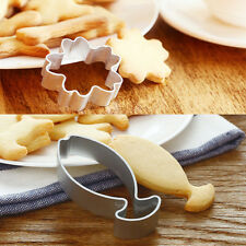 Bear Chippy Jingle Marie cat Cartoon mould for Cake Cookie Cutter Mold