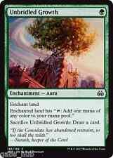 UNBRIDLED GROWTH Aether Revolt Magic MTG cards (GH)