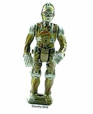 Star Wars Micro Machines C-3PO Droid Naked Mos ESP Action Fleet C3 P0 Android