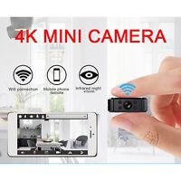 4k/720p drahtlose wifi smart kamera mini video dvr home sicherheit nachtsicht